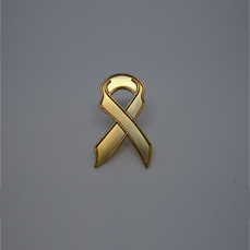 Childhood Cancer Awareness Lapel Pin